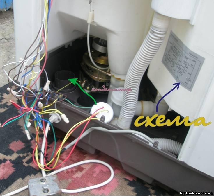 Так что схема электрическая на